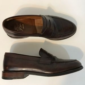 J. Crew LUDLOW Penny Loafer Goodyear Welt  10.5 D